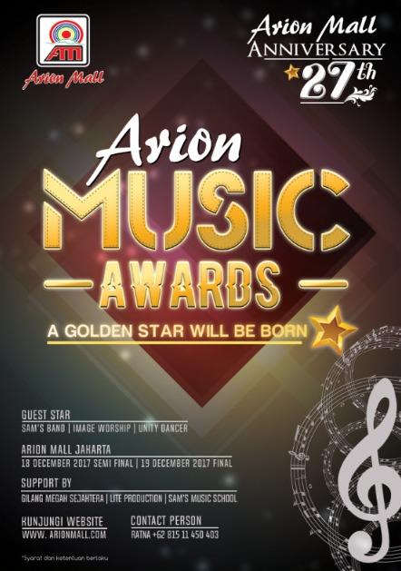 AMF Music Award 2017 edit
